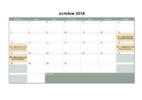 Octobre 2018